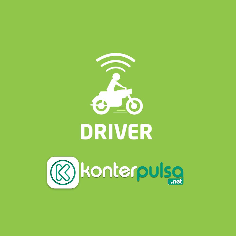 Dompet Digital GO-JEK Driver - 25.000