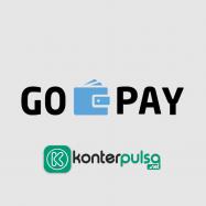 Dompet Digital GO-PAY - 20.000