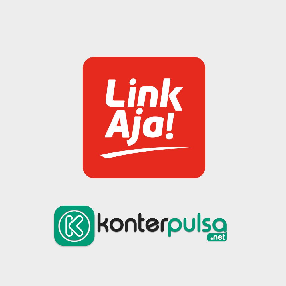 Dompet Digital LinkAja - 100.000