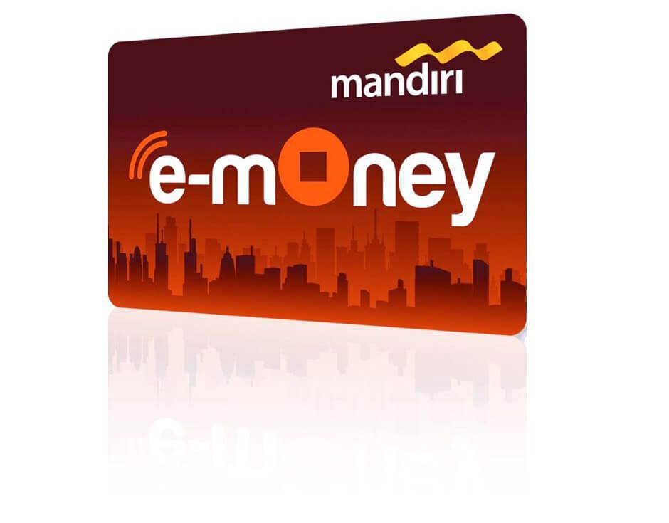 e-Money e-Money Mandiri - 25.000