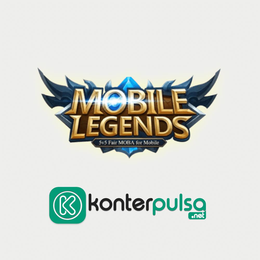Game Mobile Legends - 296 Diamond