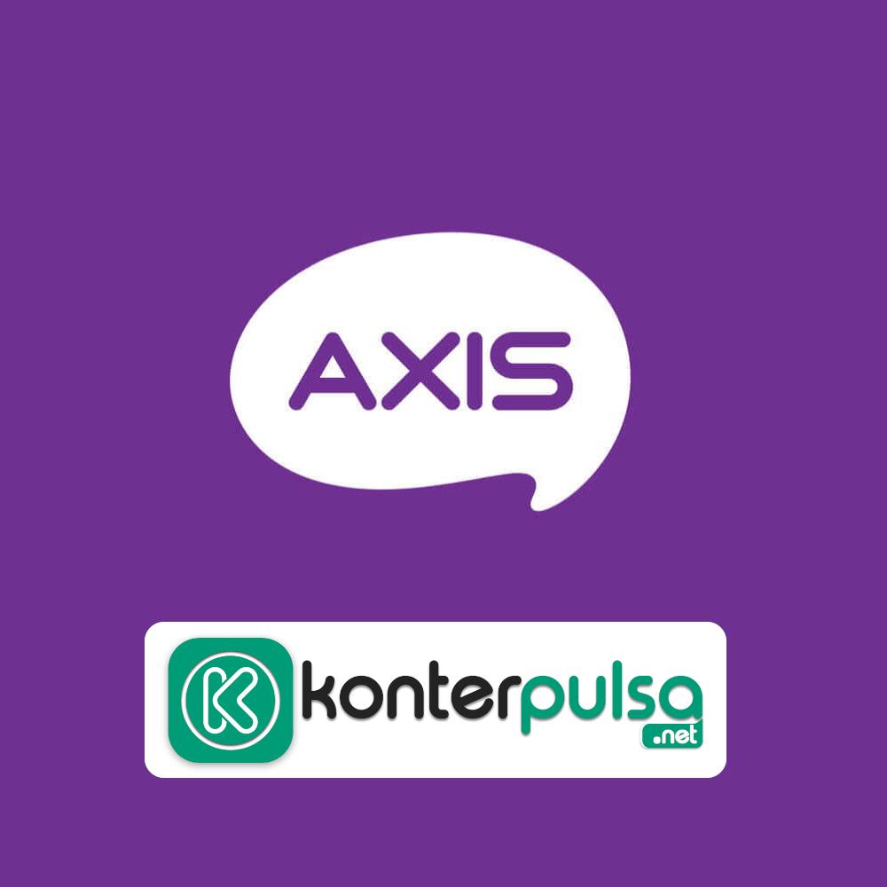 Paket Internet Axis KZL - Chat 1GB 30 hari