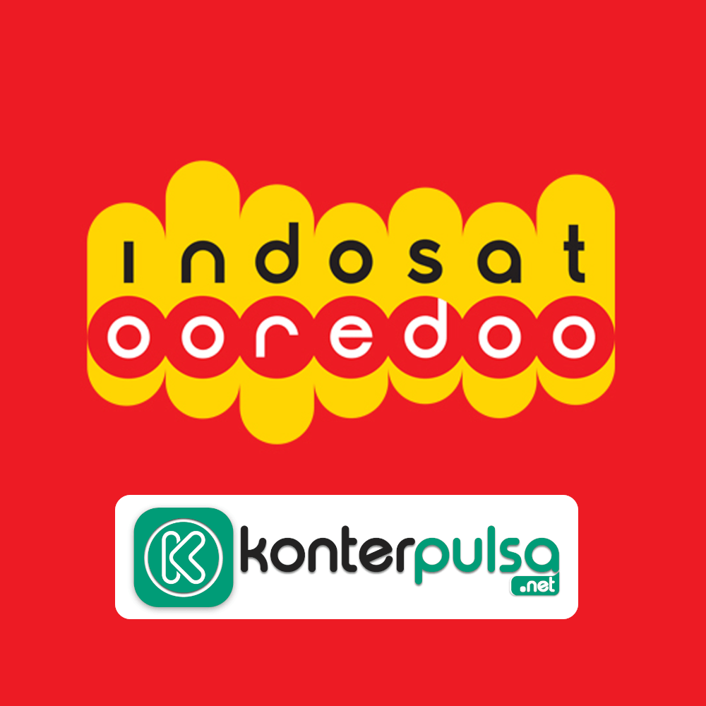 Pulsa Indosat - 50.000