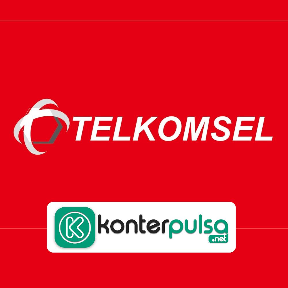 Pulsa Telkomsel - 25.000