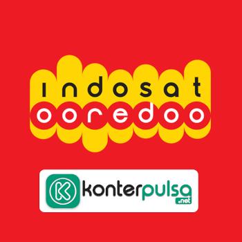 Pulsa PROMO Indosat - 25.000