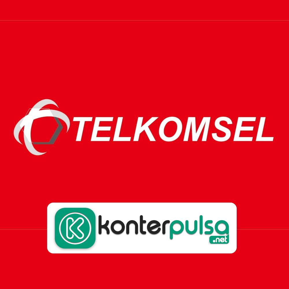 Telkomsel Zona UnlimitedMAX - 500MB + 2,5GB Lokal + Unlimited Apps 30 hari