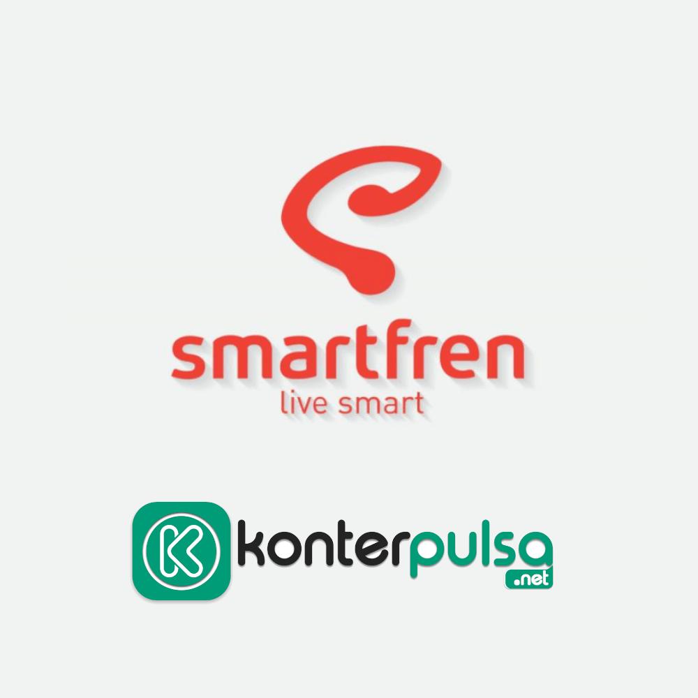 Voucher Smartfren - Voucher 5GB 4G + 5GB 4G (01-05) 30 hari